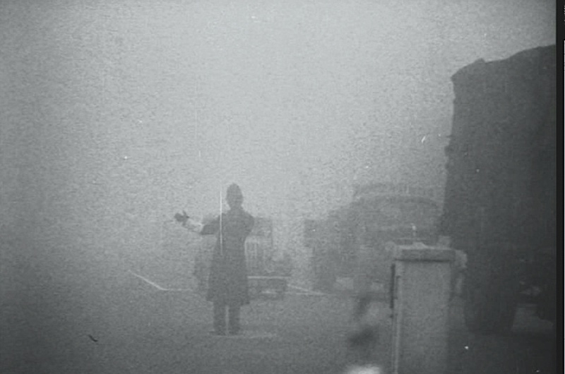 history on film london is smothered by a dangerous smog