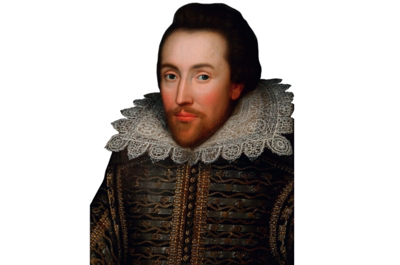 William Shakespear portrait