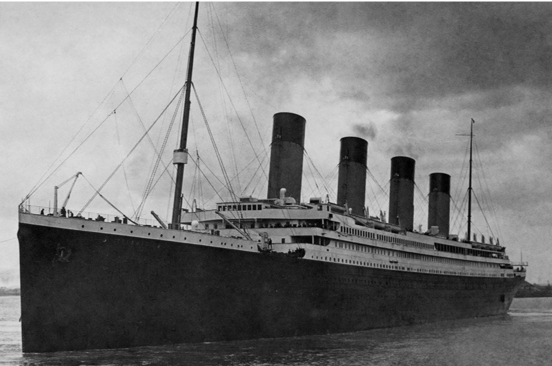 a study of the sinking of the titanic a night of terror Studies in the literary  the night of the titanic's sinking for the film40 saved  from the titanic was released  others bodies, faces distorted with terror, clung.