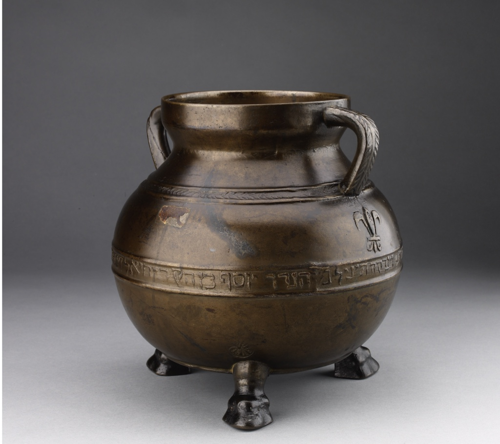 The Bodleian Bowl, discovered at the end of the 17th century in a disused moat in Norfolk. (Image used with permission from R Abrams)