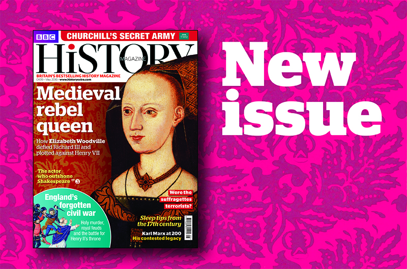 BBC History Magazine May 2018 issue