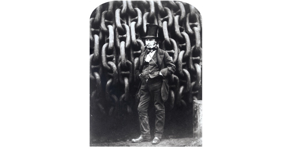 """Isambard Kingdom Brunel. """"For the century following his death, the British public was less inclined to revere Brunel than we are today"""", says Crosbie Smith.(Photo by SSPL/Getty Images)"""