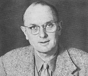 Christopher Clayton Hutton smuggled everything from currency to forged ID discs into German PoW camps. (Public domain)