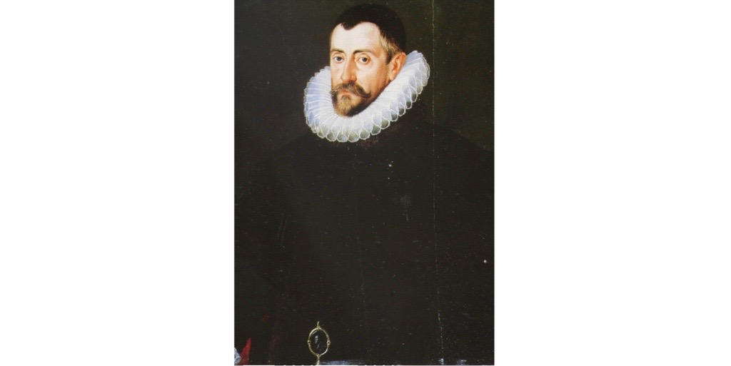 A portrait of Sir Francis Walsingham, Elizabeth I's 'spymaster'. (Photo by Photo 12/UIG via Getty Images)