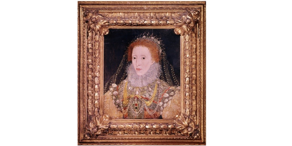 "A portrait of Elizabeth I, who, says Susan Doran, ""confounded her Catholic enemies, imposed her will on the political scene, turned England into a strong Protestant state and presided over a glittering court culture"". (Photo by Ann Ronan Pictures/Print Collector/Getty Images)"