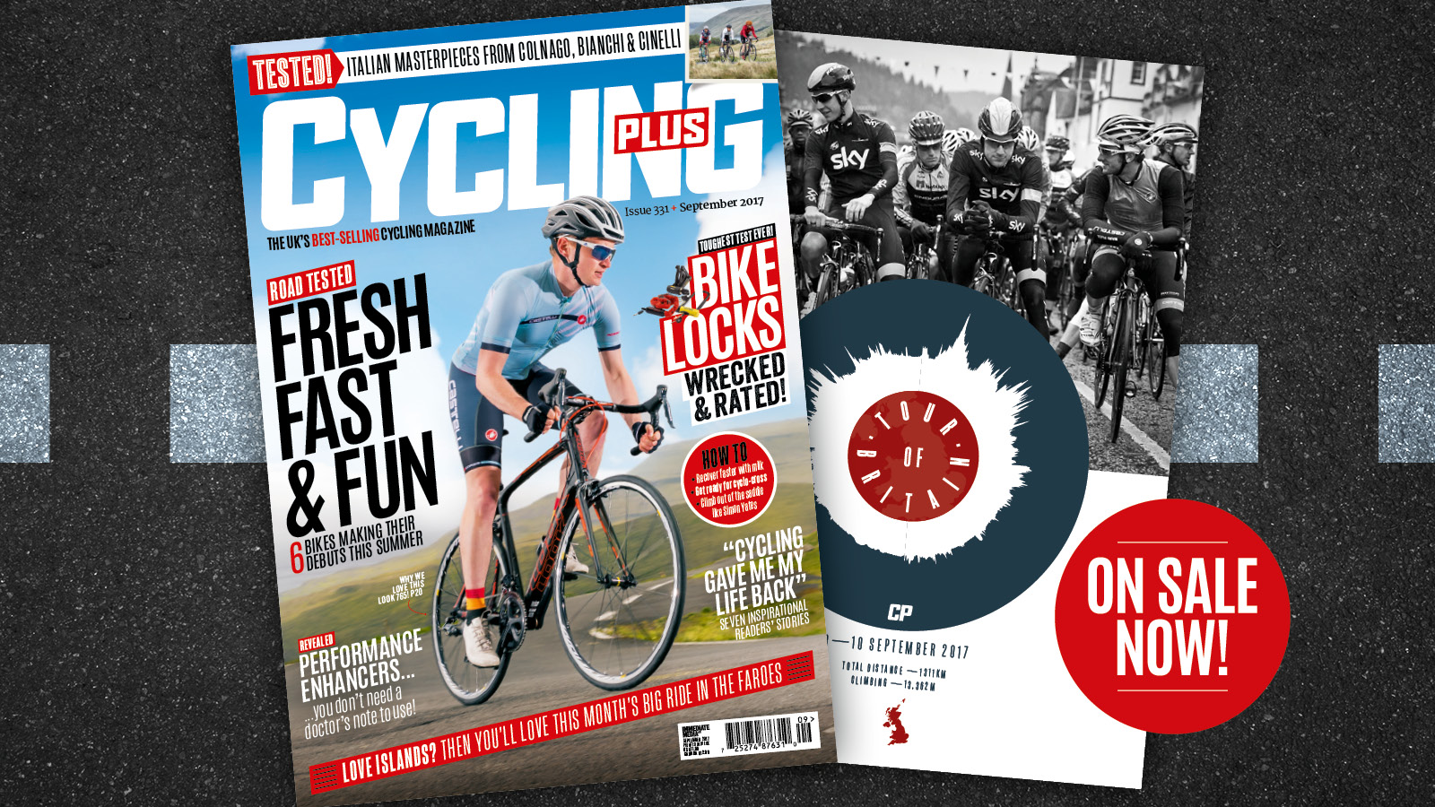 Cycling Plus issue 332 cover