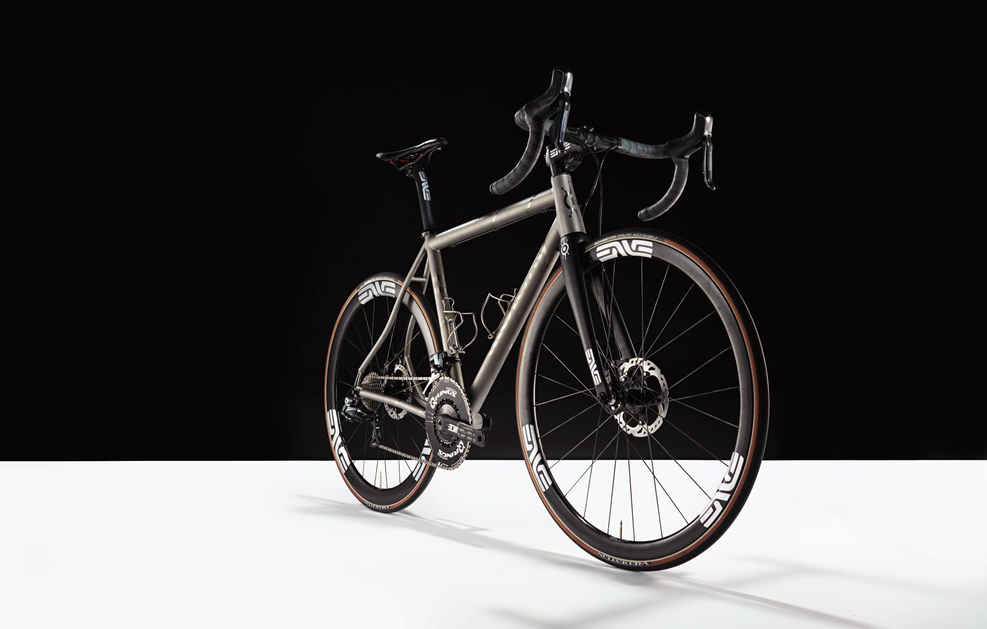 Alchemy Eros Titanium Bicycle
