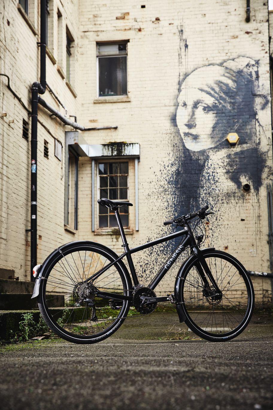 Genesis flat bar bicycle