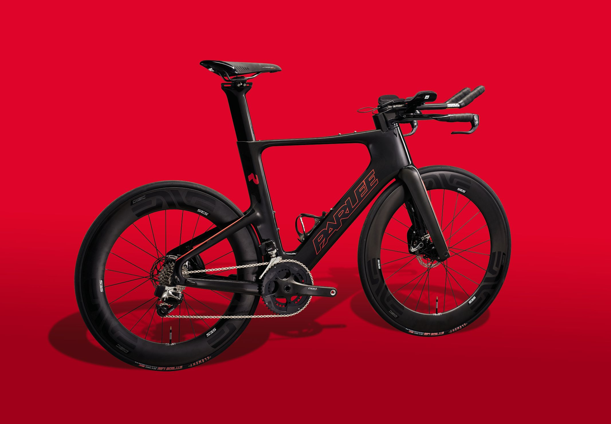 Parlee TTIR disc time trial bike
