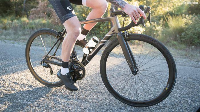 Time Alpe d'Huez road bike