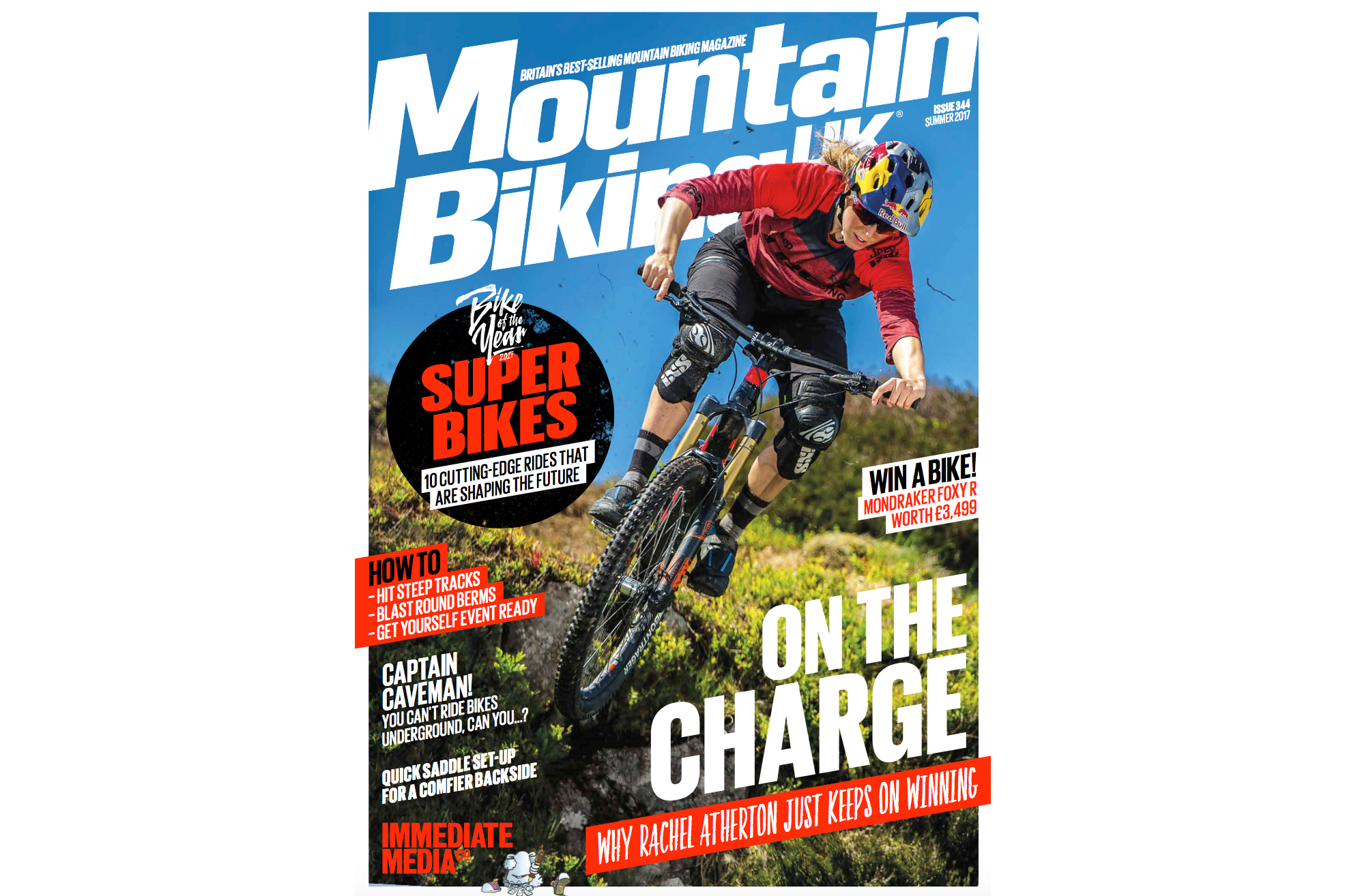 Mountain biking Uk issue 344
