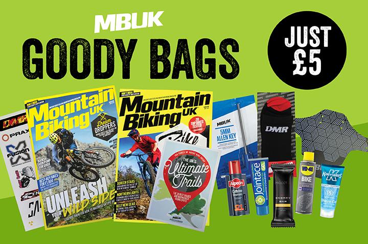 MBUK goody bags for sale!